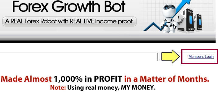 Forex growth bot guide